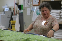 Nehemiah: sewing projects