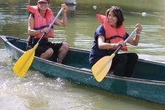 Women's Retreat: Canoeing