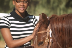Youth Winter Rendezvous: trail rides